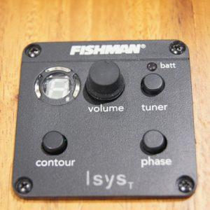 Fishman ISyS T