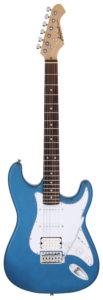 Aria STG-004 metallic blu
