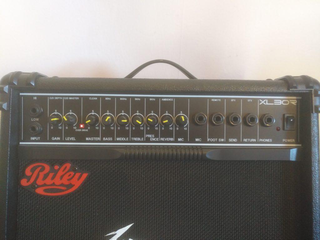 Riley Verstärker 30 Watt